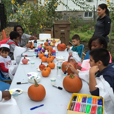 Harvest Festival at Fairgate Farm