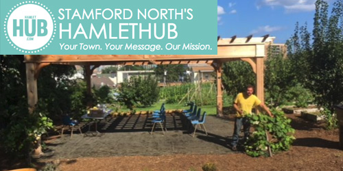 Fairfate Farm is Raising Funds for Teak Benches for a new Outdoor Classroom
